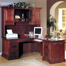 cherry desk with hutch office desk hutch atken me