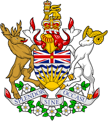 coat of arms of british columbia wikipedia