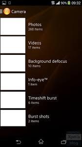 sensme slideshow apk big album 6 0 a 0 26 and walkman 8 3 a 0 2 update hits xperia