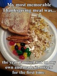 thanksgiving meal alone album on imgur