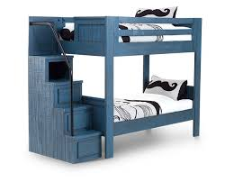 bristol valley bunk bed with stairs furniture row