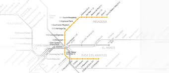 Metro Gold Line Map by Gold Line One Colorado