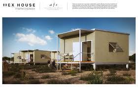 an awsome project hex house u2014 i saw something nice