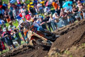 motocross news ktm u0027s trey canard to miss southwick motocross due to training crash
