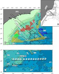 a regional bathymetry map sb santon basin ffz figure 1 of 7