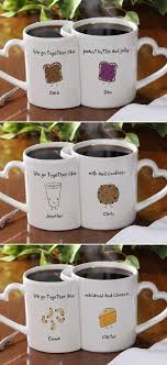 heart shaped mugs that fit together best 25 mugs ideas on gifts for husband gifts