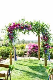 Wedding Arches Definition Cherry Blossom Wedding Arch For A Pink Tented Wedding Www