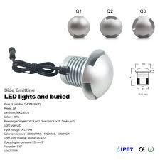 12v led landscape lights led underground light outdoor landscape lighting recessed spot