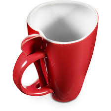 heart shaped mugs heart shaped mug with spoon set custom printed mugs navillus
