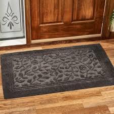wellington super soft nylon bath rug
