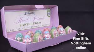 Victorian Easter Decorations by Jim Shore Victorian Mini Easter Eggs Figurine Easter Decorations