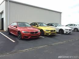 Bmw M3 Yellow 2016 - f80 official alpine white m3 sedan thread