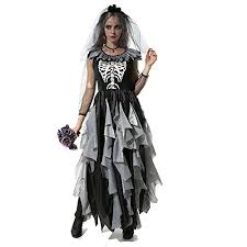 halloween costumes for women plus size zombie bride costume