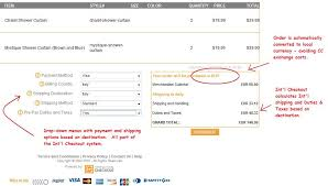 international checkout integration for yahoo stores