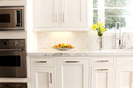 backsplash with white kitchen cabinets marble backsplash design ideas