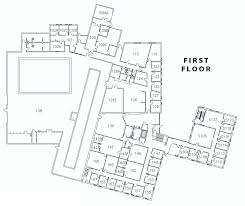 Computer Room Floor Plan Chase Ocean Engineering Lab Floor Plans The Center For Coastal
