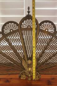 fireplace rod iron fireplace screen decorative fireplace covers