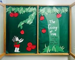Ideas For Christmas Tree Bulletin Board by Best 25 The Giving Tree Ideas On Pinterest The Give Define