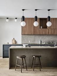 light oak kitchen cabinets modern the oak kitchens by nordiska kök inattendu