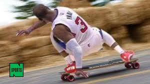 Chris Paul Memes - chris paul gets bodied on twitter after stephen curry breaks his