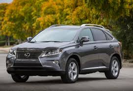 gray lexus rx 350 rapid review 2015 lexus rx 350 awd car pro