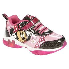minnie mouse light up shoes amazon com disney minnie mouse sneakers athletic shoe