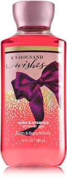 a thousand wishes bath and works a thousand wishes shower gel reviews photo