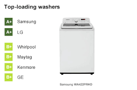 which brand is the best best washing machine brands consumer reports