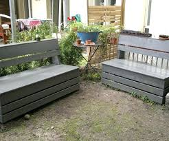 bench storage outside storage benches and nightstands outside