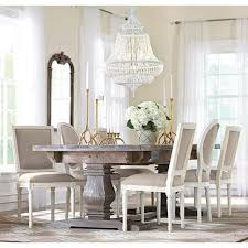 Kitchen And Dining Room Furniture Home Decorators Collection Aldridge Antique Grey Extendable Dining