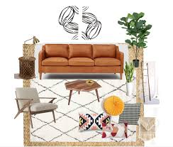 Chic Living Room by Boho Chic Living Room Plans One Room Challenge Place Of My Taste