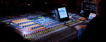 audio light sound production and lighting for concerts and