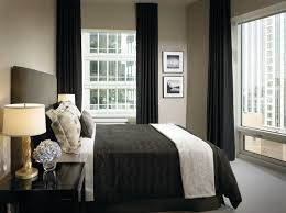 Black Curtains Bedroom 20 Ravishing Black Drapes For The Bedroom Home Design Lover