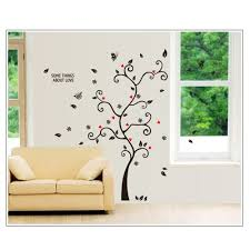 black memory tree decal removable mural wall art sticker lovdock com memory tree decal removable mural wall art sticker