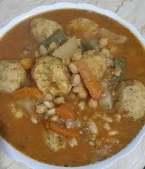 recette de cuisine kabyle osbane kabyle tikourbabine boulettes de semoule berbères le
