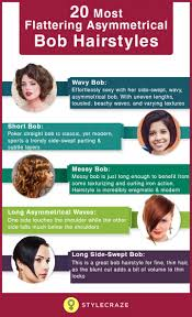 20 most flattering asymmetrical bob hairstyles 720x1184 jpg