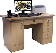 Modern Computer Desk For Home by Furniture Computer Desk For Home Office Pc Table In Beech Black