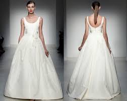 wedding dress chelsea amsale chelsea a624ivyfds size 2 wedding dress oncewed