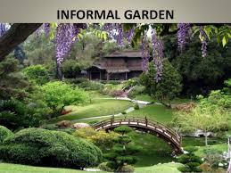 types styles of ornamental gardening