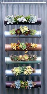 Diy Vertical Wall Garden 10 Diy Vertical Gardens Diy Vertical Garden Pvc Pipe And Pipes
