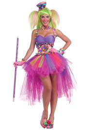 harlequin halloween costumes tutu lulu the clown costume