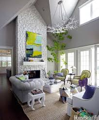 how to painting the stone fireplace white the comely white wall