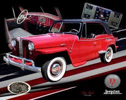 1948 willys jeepster photo gallery suburban rod u0026 custom classics merriam kansas