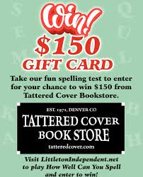 gift card book 150 gift card tattered cover book store