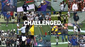 Funniest Challenge Which Nfl Coach Has The Funniest Challenge Flag Throwing Motion