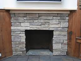 Diy Fireplace Cover Up How To Cover A Brick Fireplace With Stone Hgtv