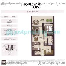 boulevard point floor plans justproperty com