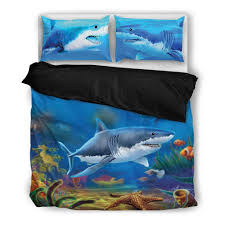 Free Bed Sets Buy Shark 2 Bedding Set Free Shipping 2 Matching Covers Bed