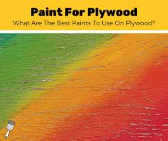 what is the best paint to use on oak kitchen cabinets top 5 best paints for plywood 2021 review pro paint corner