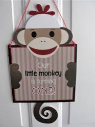 141 best monkey birthday party images on pinterest